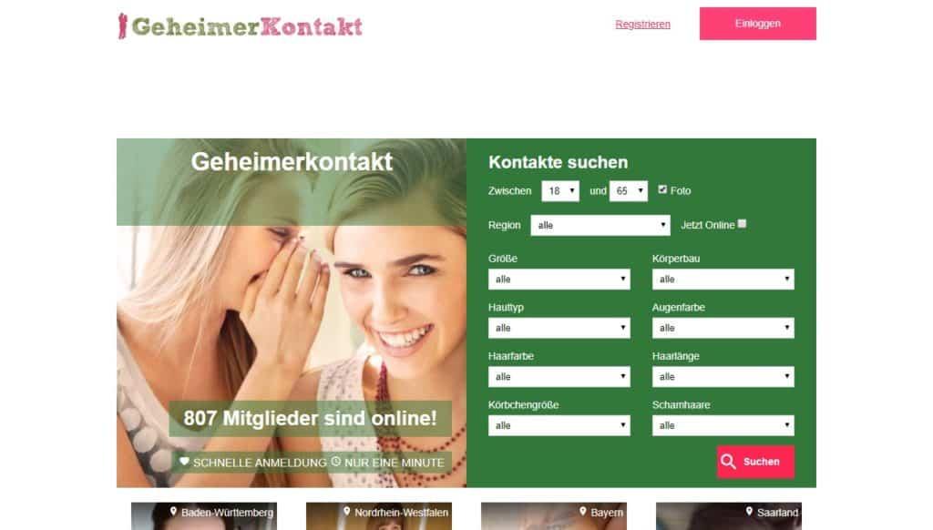 Testbericht: GeheimerKontakt.net Abzocke
