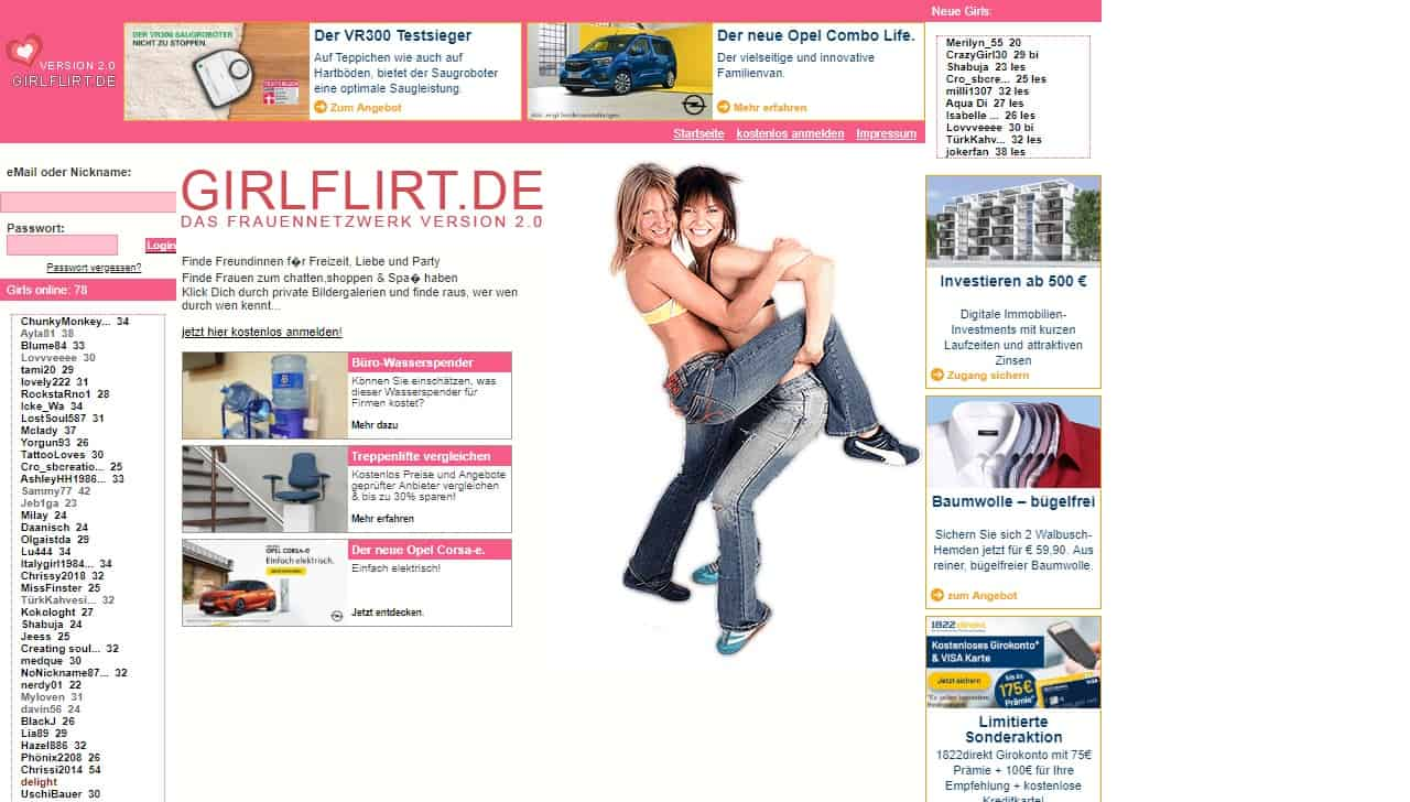Testbericht: GirlFlirt.de Abzocke