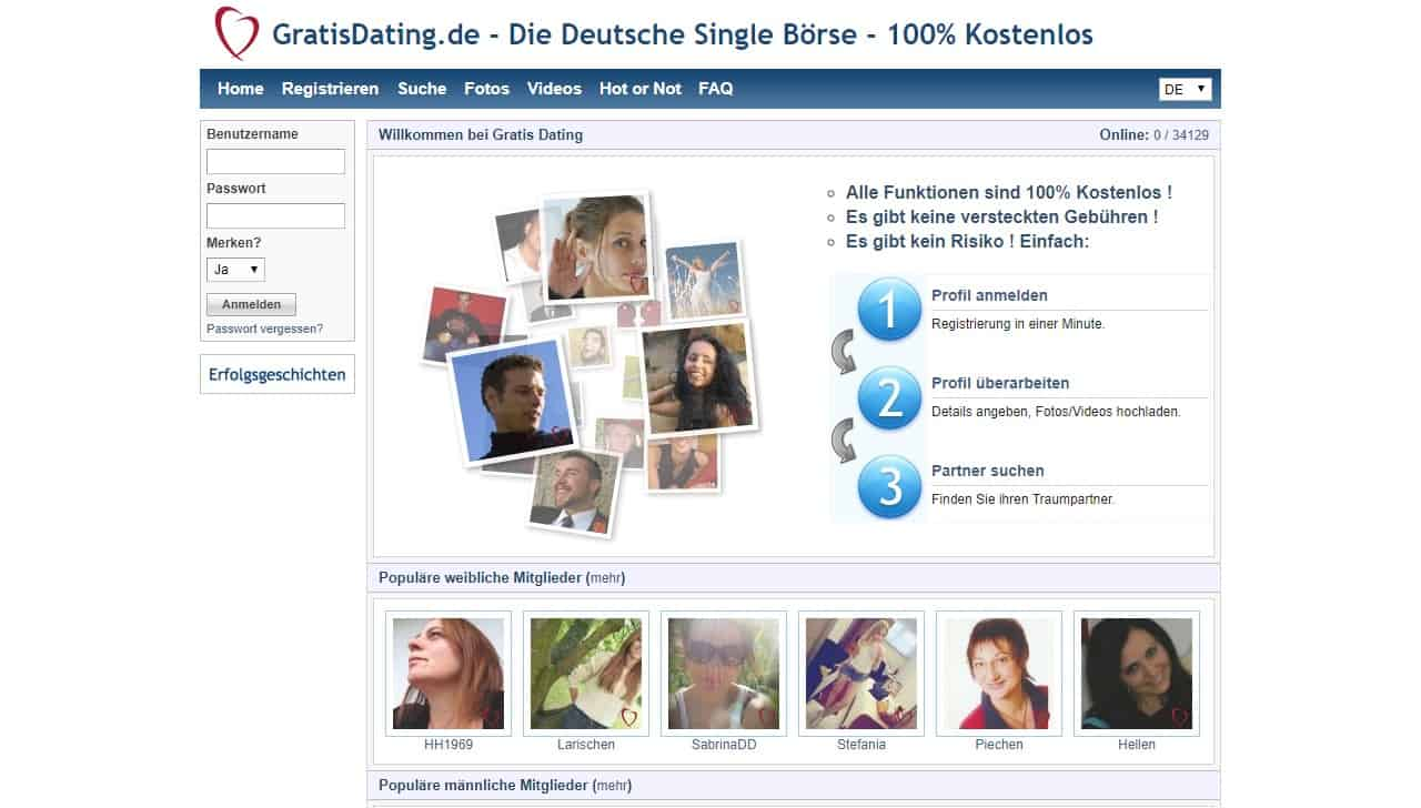 Testbericht: GratisDating.de Abzocke