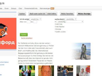 Testbericht: Love.Germany.ru