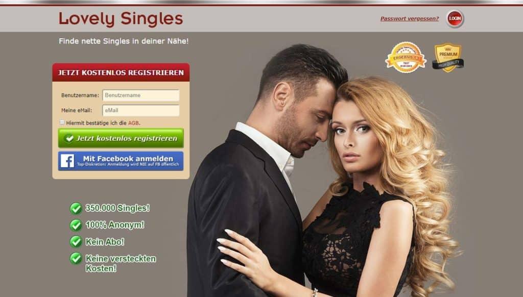 Testbericht: Lovely-Singles.com Abzocke
