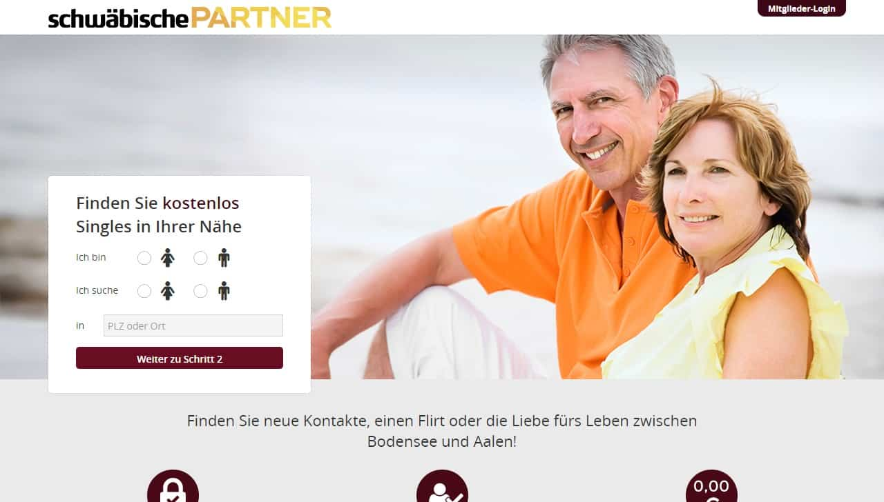Schwäbische partnervermittlung