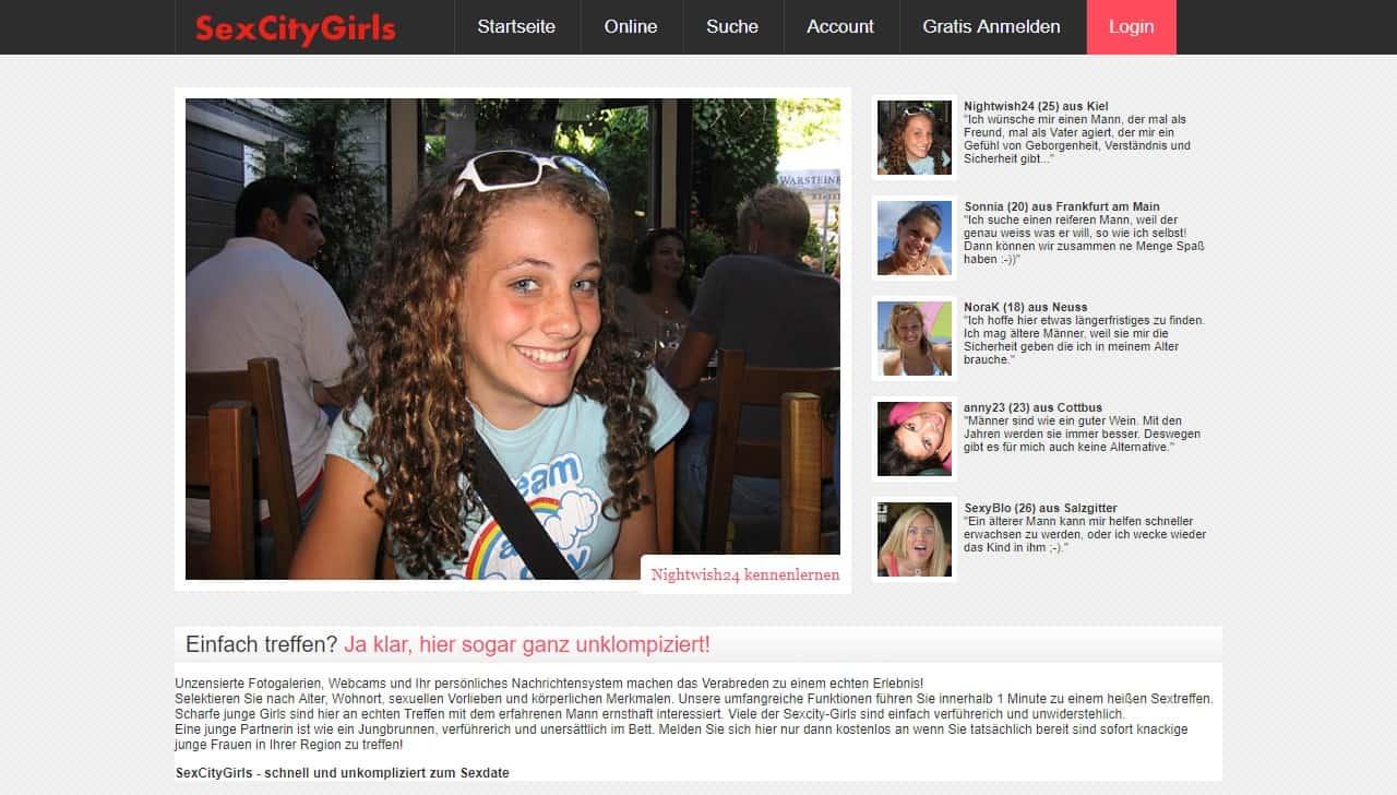 Testbericht: Sexcity-Girls.com