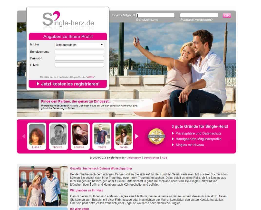Testbericht: Single-Herz.de Abzocke