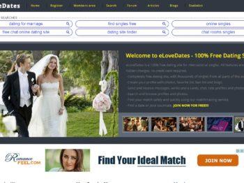 Testbericht: eLoveDates.com