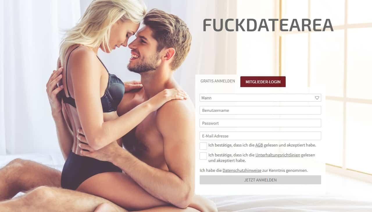 Testbericht: FuckDateArea.com
