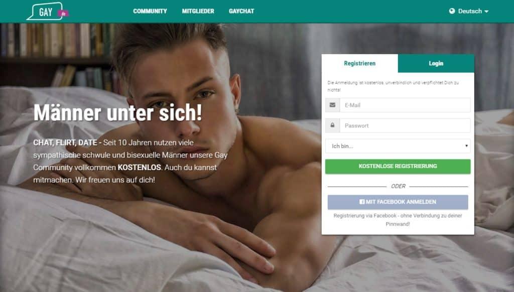 Testbericht: Gay.de