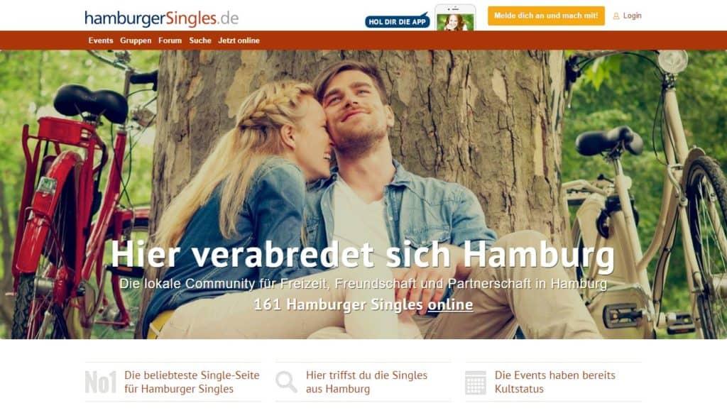 Testbericht: HamburgerSingles.de