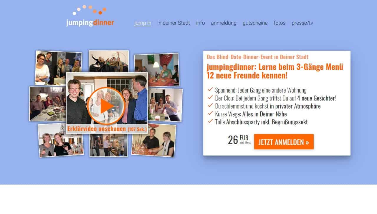 Testbericht: JumpingDinner.de