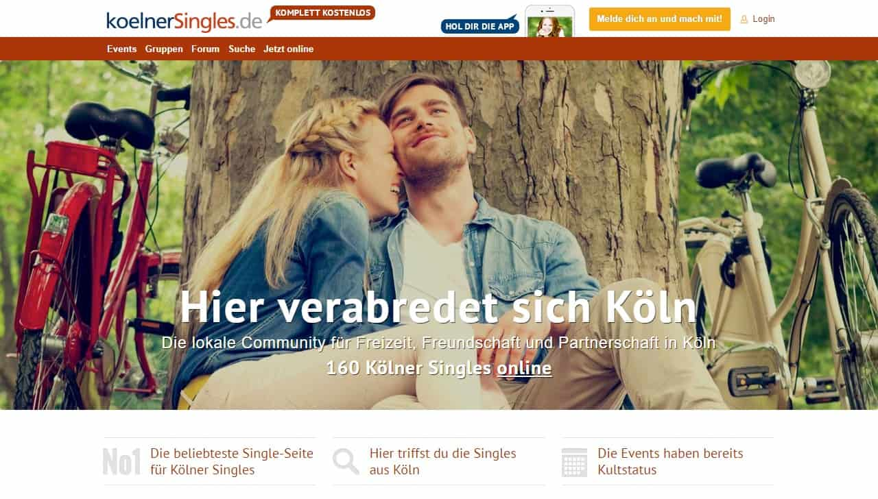 Testbericht: KoelnerSingles.de