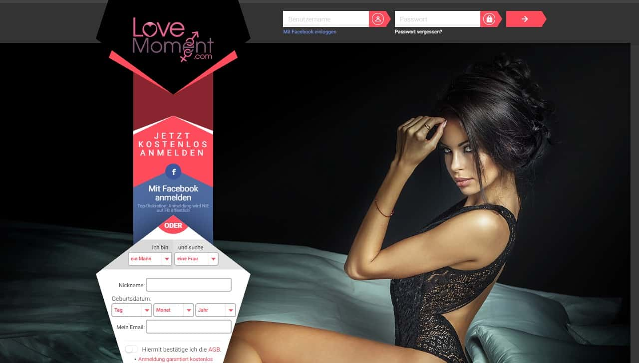 Testbericht: Love-Moment.com