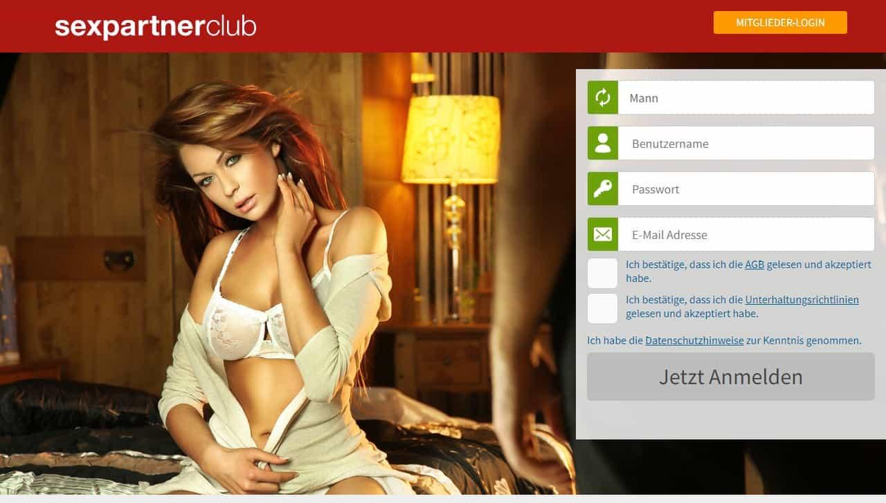Testbericht: SexpartnerClub.de