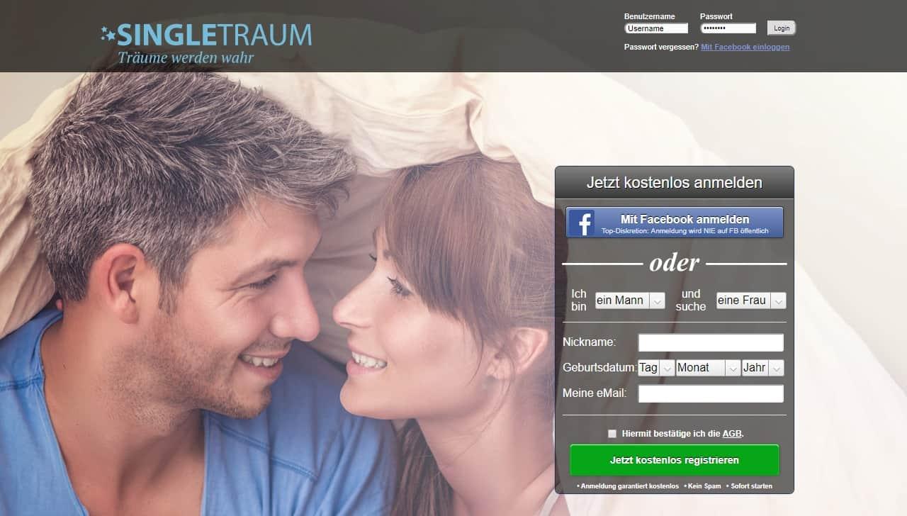 Testbericht: SingleTraum.net