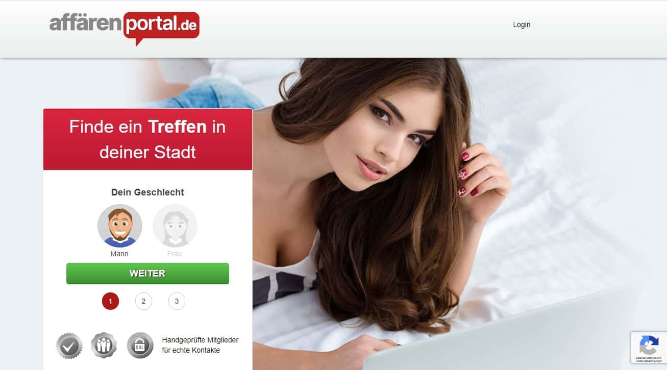 Testbericht: Affärenportal.de Abzocke