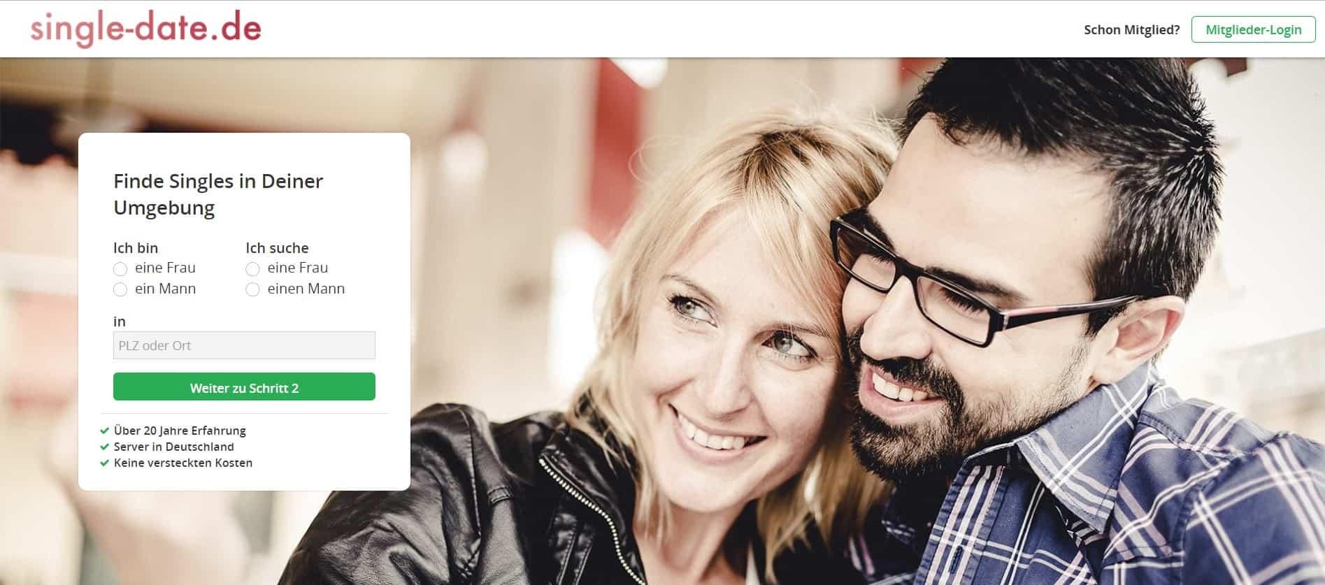 Testbericht: Single-Date.de Abzocke