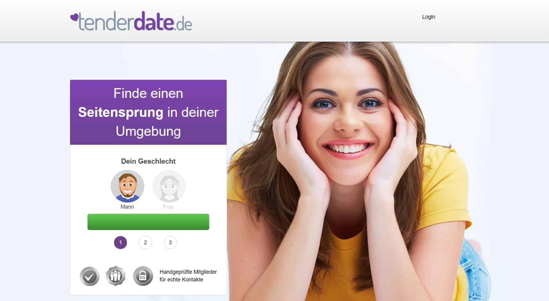 Testbericht: Tenderdate.de Abzocke