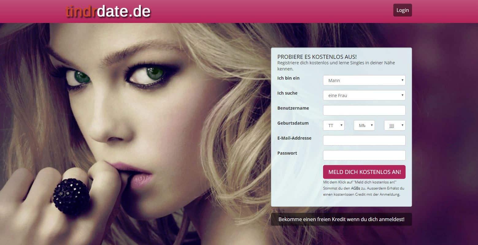 Testbericht: TindrDate.de Abzocke