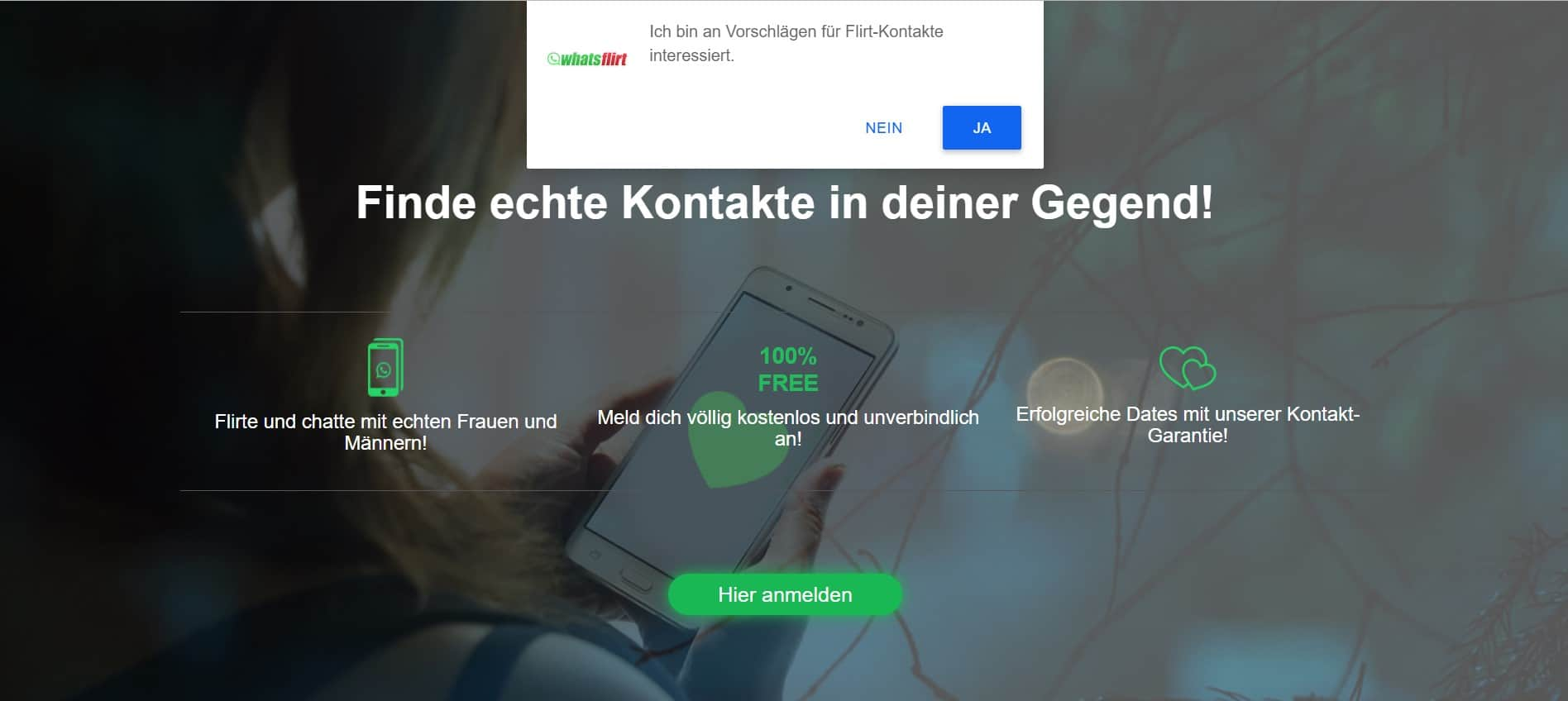 Testbericht: WhatsFlirt.club Abzocke