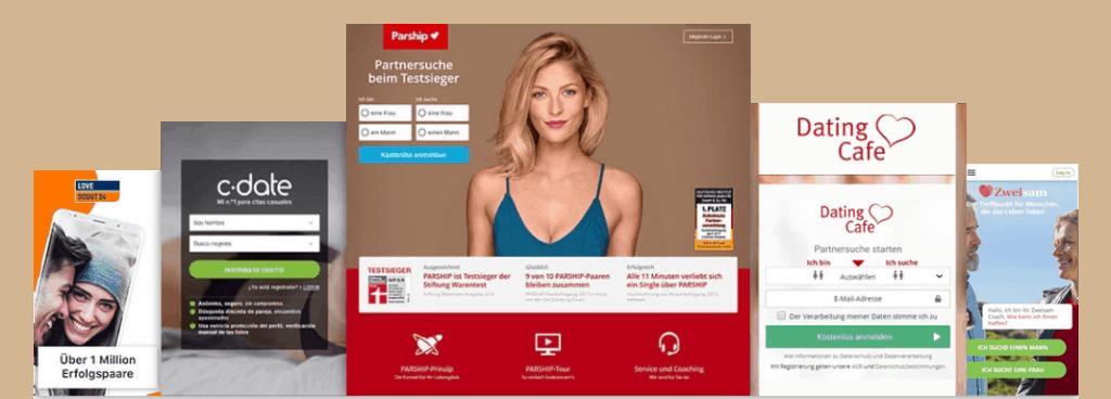 Flirtseiten Testsieger | Deutschlands bester Flirtseiten
