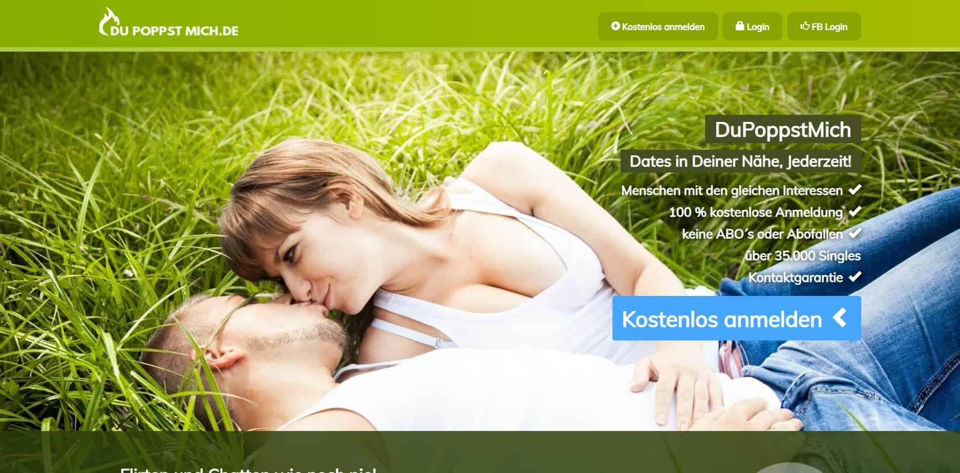 Testbericht: DuPoppstMich.de Abzocke
