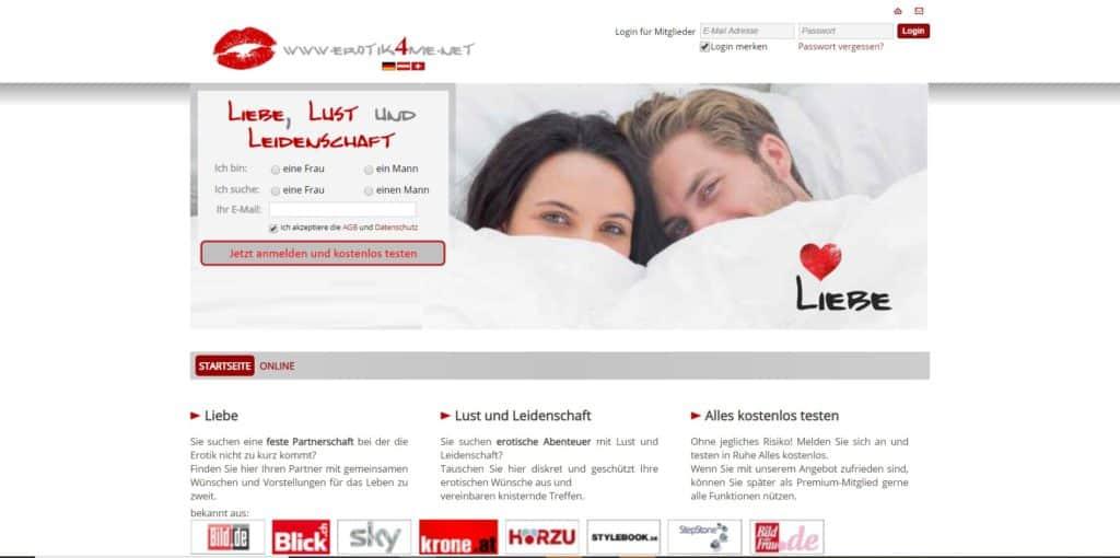Testbericht: Erotik4Me.net Abzocke