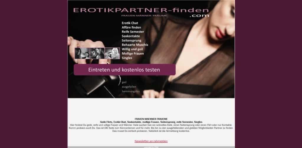 Testbericht: Mein-ErotikPartner.net Abzocke