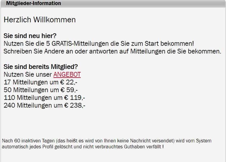 Testbericht - Mein-ErotikPartner.net Kosten