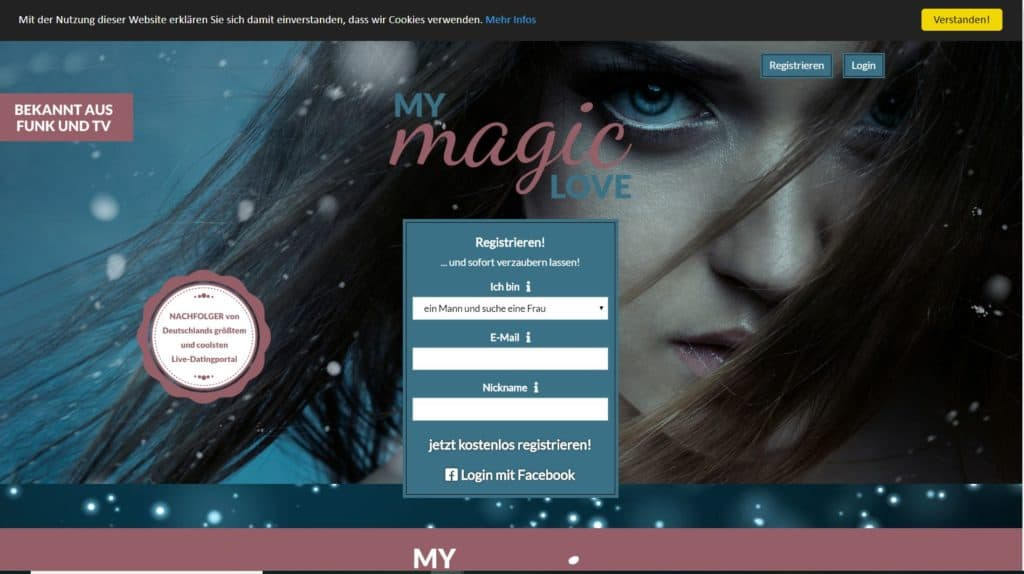 Testbericht: MyMagicLove.de Abzocke