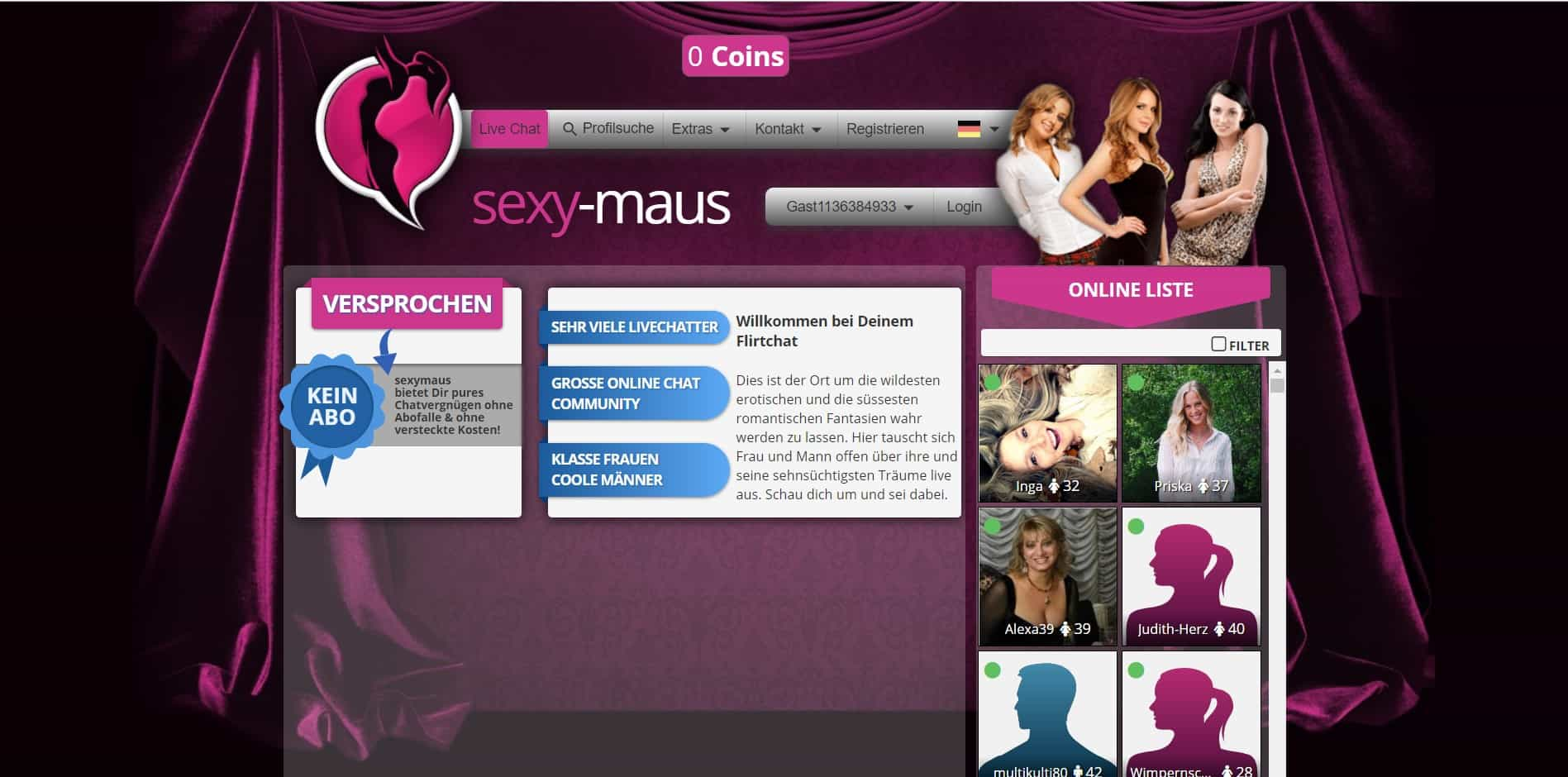 Testbericht: SexyMaus.com Abzocke