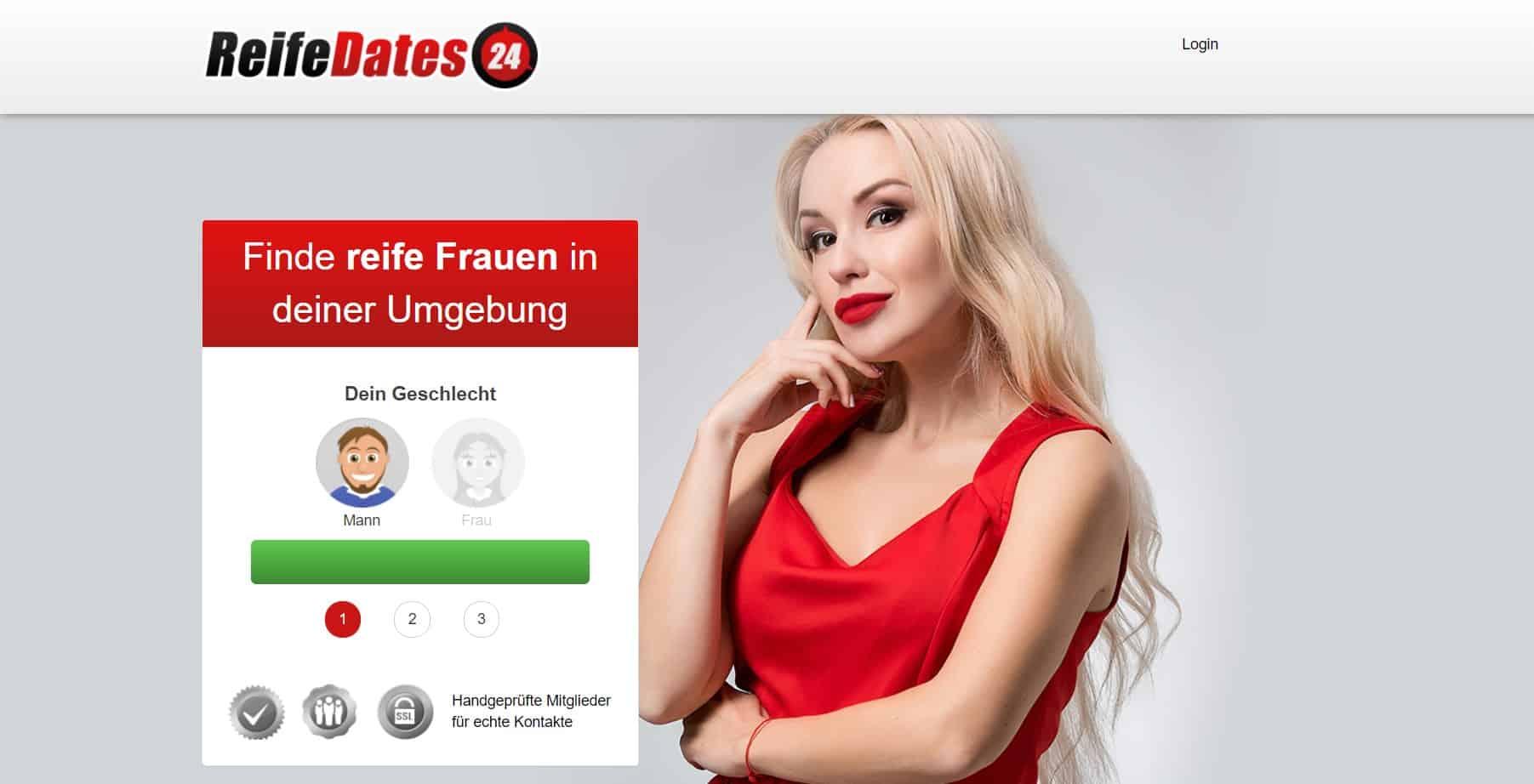 Testbericht: ReifeDates24.com Abzocke