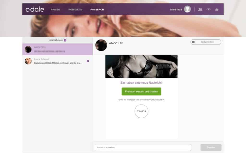 Testbericht - app2.c-date.com Abzocke
