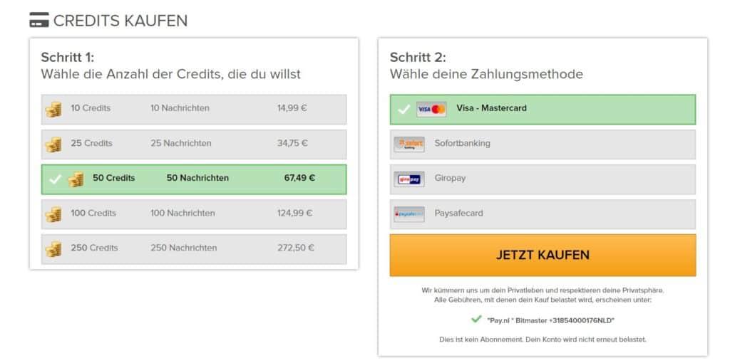 Testbericht - flirtschiff.com Kosten