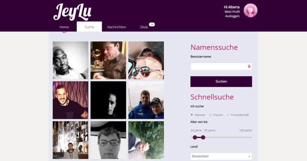 Testbericht - jeylu.com Mitgliederbereich