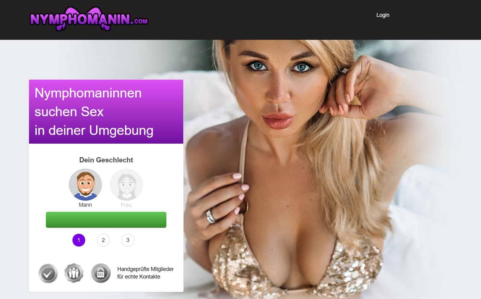 Testbericht: Nymphomanin.com Abzocke