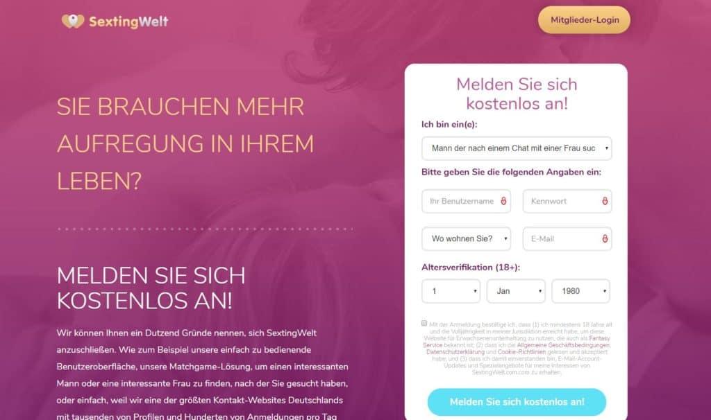 Testbericht: SextingWelt.com Abzocke