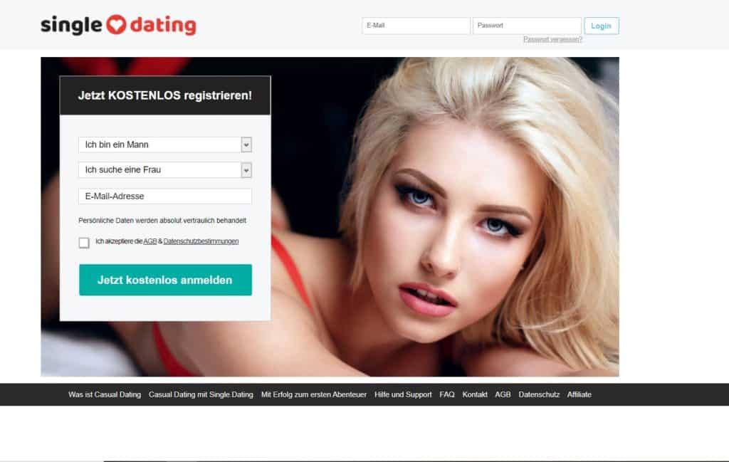 Testbericht: Single.Dating Abzocke