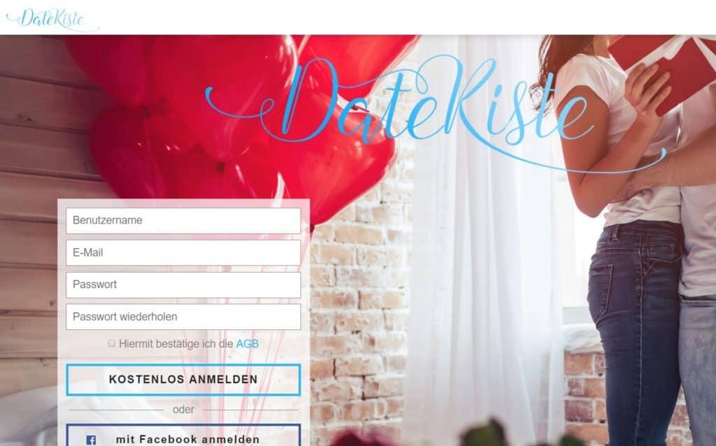 Testbericht: DateKiste.com Abzocke