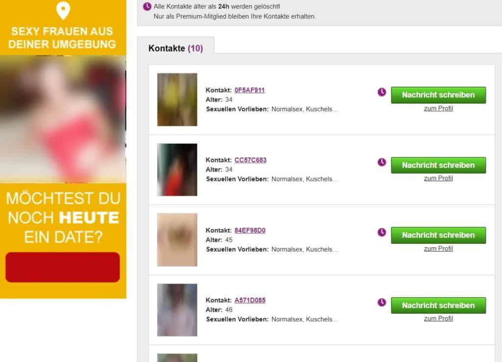 lol-date.de - Mitgliederbereich