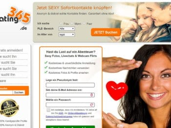 Testbericht: Dating365.de Abzocke