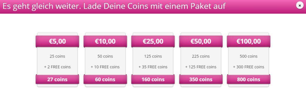 Testbericht - meet4more.com Kosten
