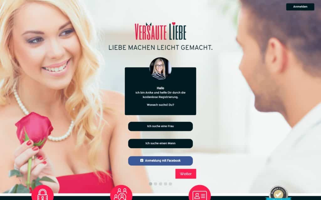 Testbericht: VersauteLiebe.de Abzocke