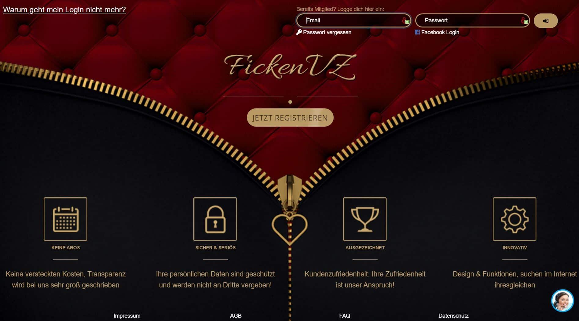 Testbericht: FickenVZ.net Abzocke