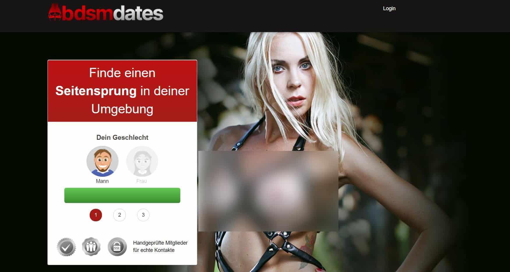 Testbericht: BDSMDates.club Abzocke
