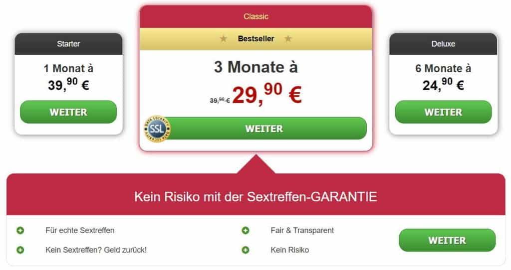 Testbericht - f-book.de Kosten