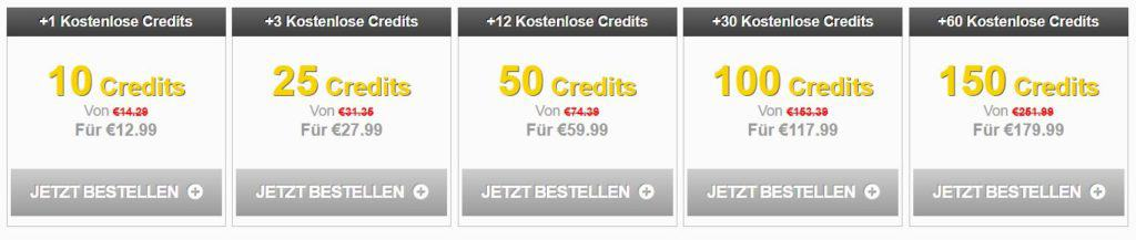 Testbericht - fickmeister.com Kosten
