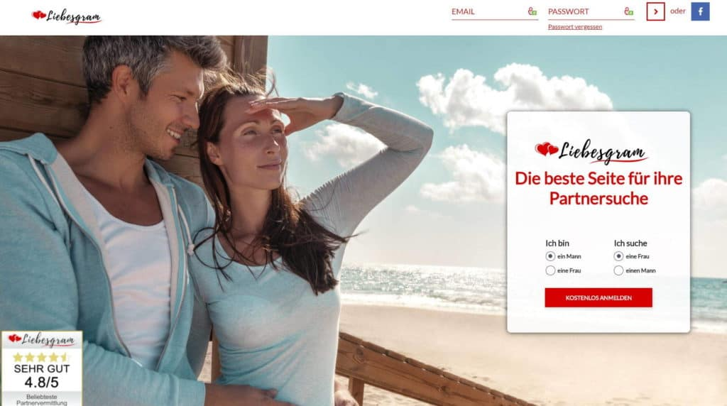 Testbericht: Liebesgram.de Abzocke