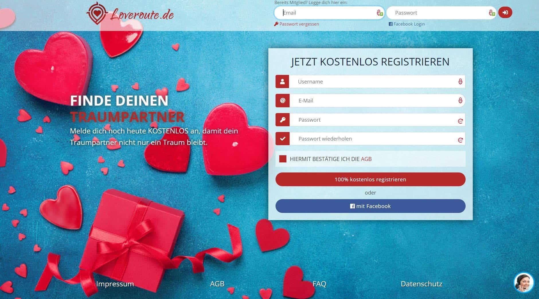 Testbericht: LoveRoute.de Abzocke