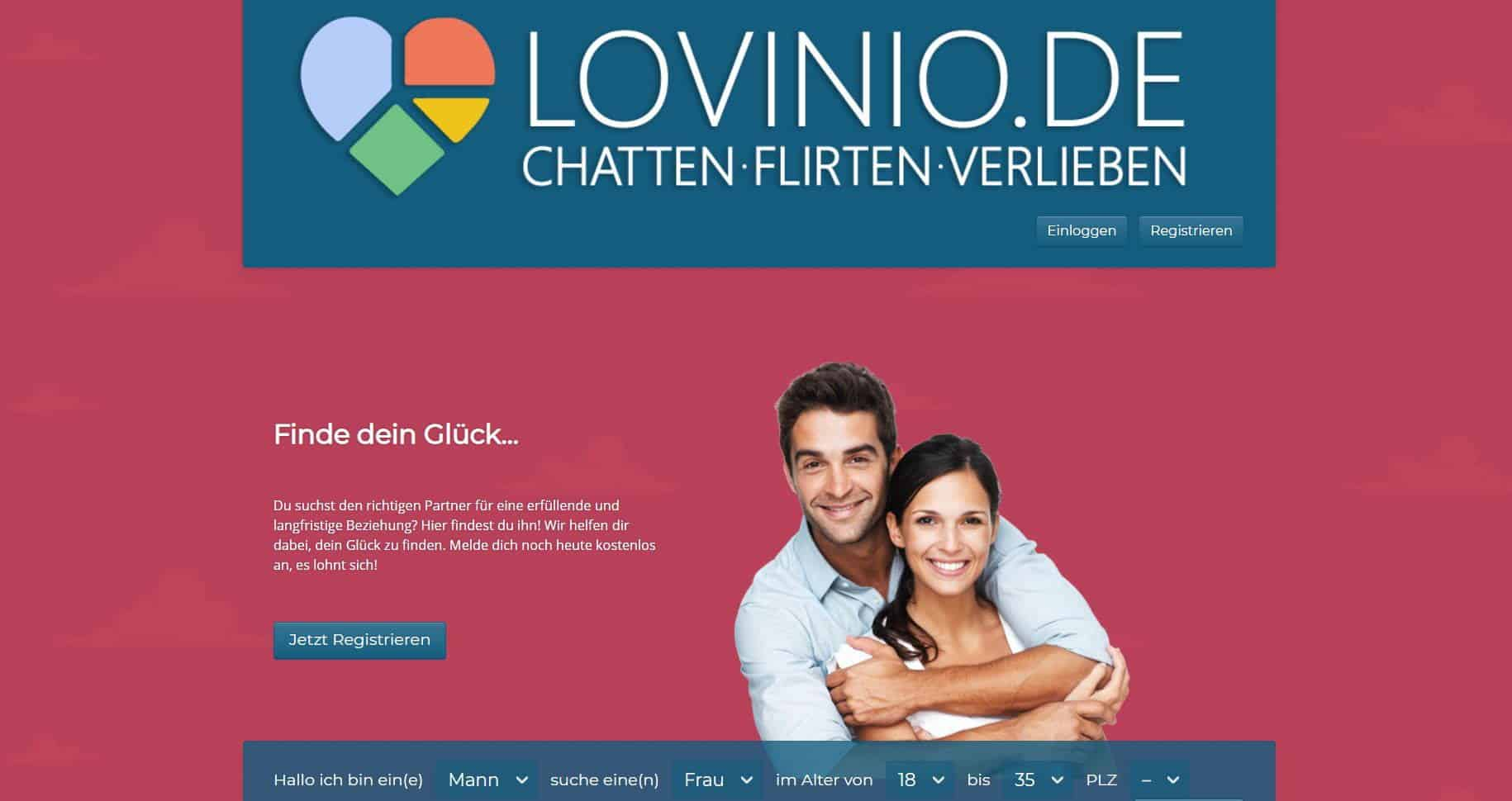 Testbericht: Lovinio.de Abzocke