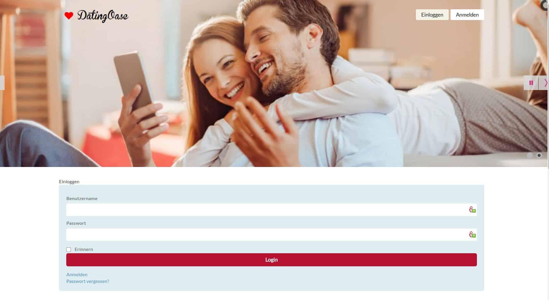 Testbericht: DatingOase.de Abzocke