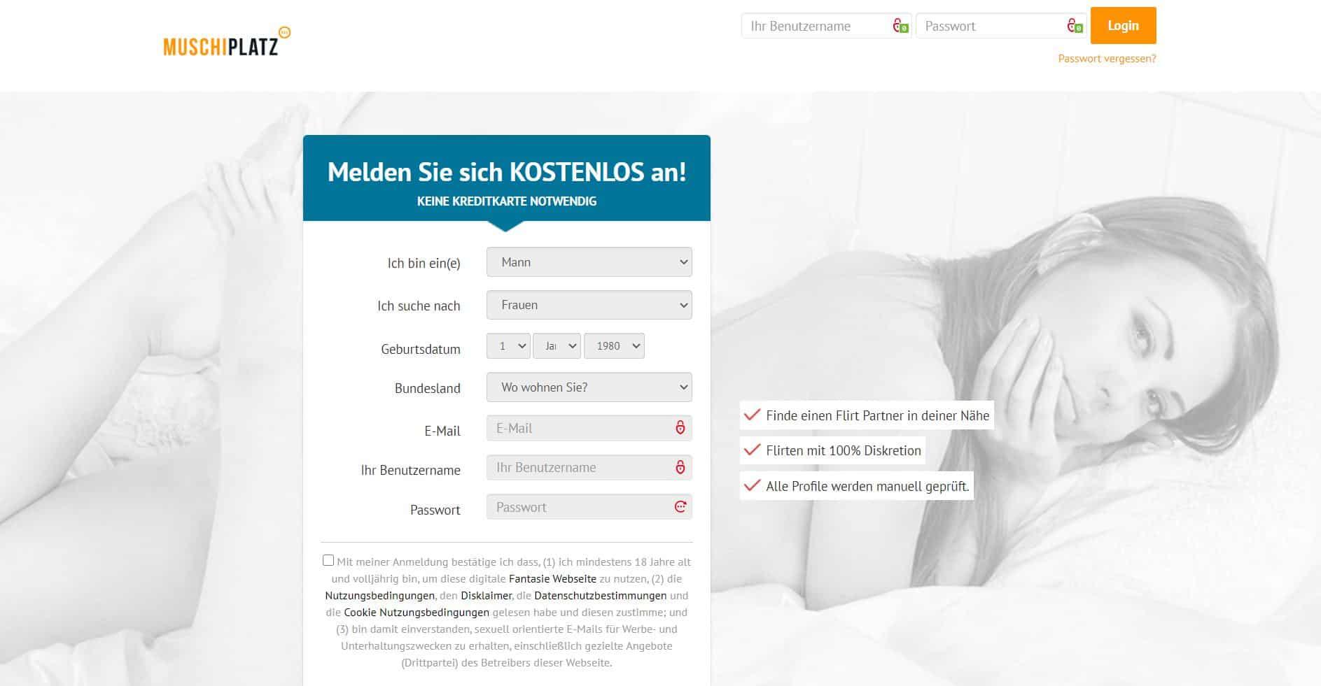 Sex-dating-website keine bezahlung für den chat